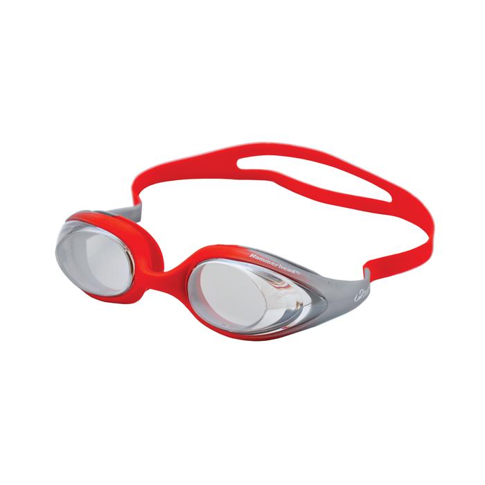 Óculos De Natação Hammerhead Infinity Vermelho