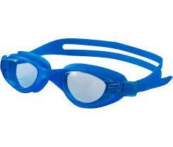 Óculos De Natação Poker Navagio Extra Adulto - Azul