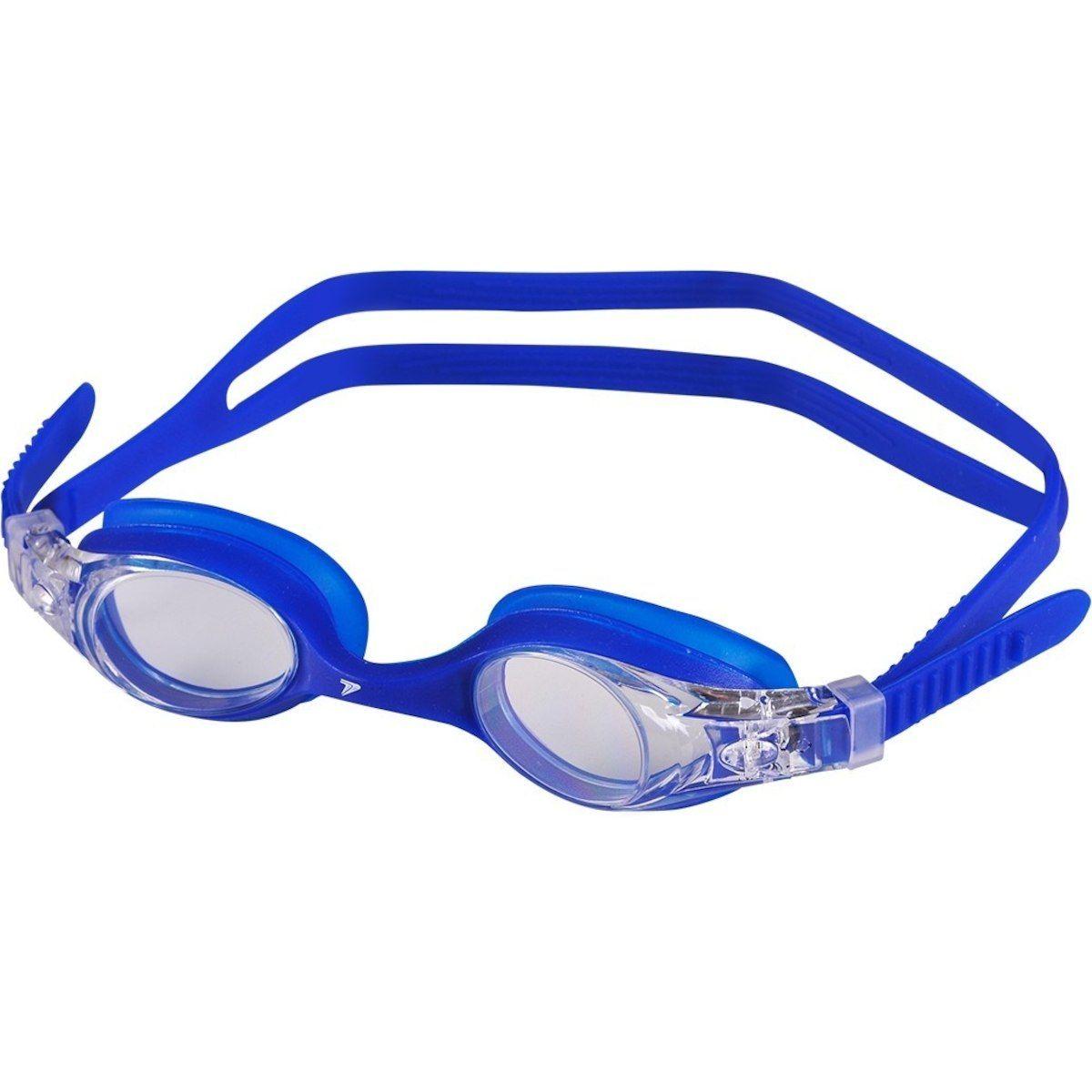 Óculos de Natação Poker Symi Junior Infantil - Azul