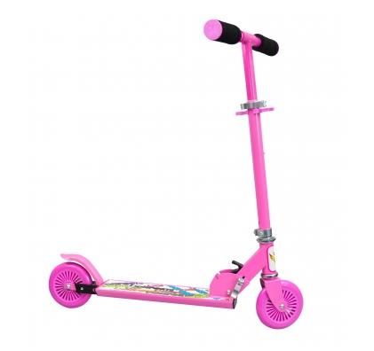 Patinete Radical Bel Sports Infantil - Rosa