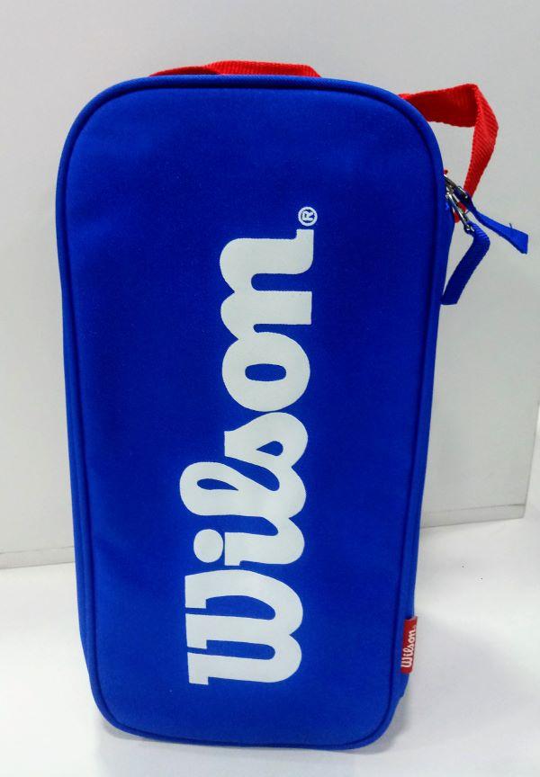 Porta Chuteira Wilson - Azul