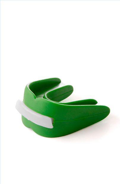 Protetor Bucal Duplo Starflex - Verde