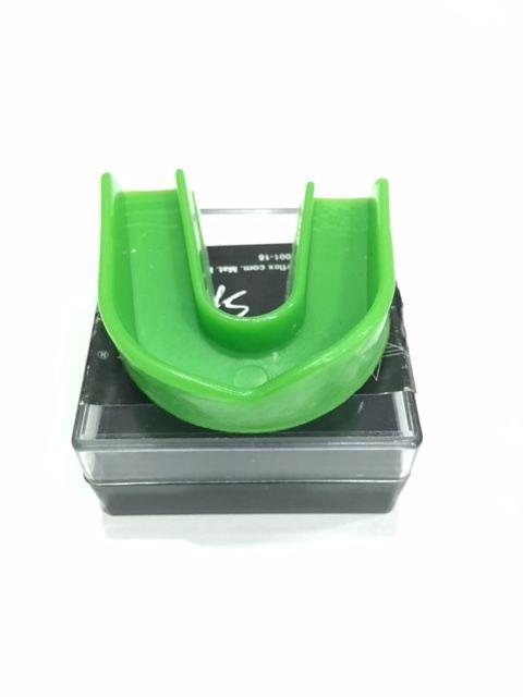 Protetor Bucal Starflex Simples Verde