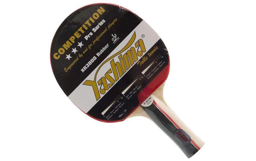 Raquete Tênis De Mesa Yashima Competition 82035