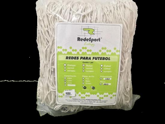 Rede Redesport De Futebol Suiço Ecology Fio Médio 5,25 m PE