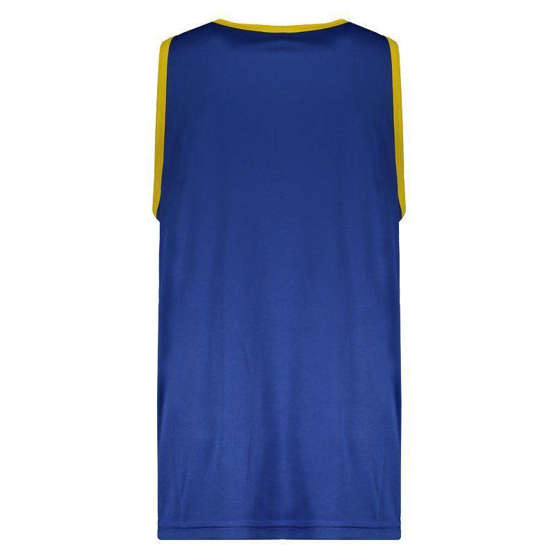 Regata First Warriors - Azul/Amarelo