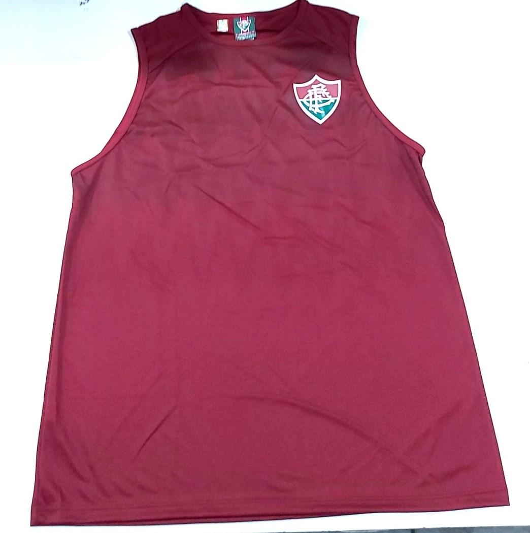 Regata Fluminense Braziline Draper Masculina - Vinho