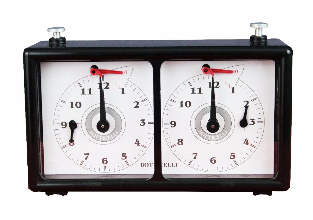 Relógio De Xadrez Botticelli