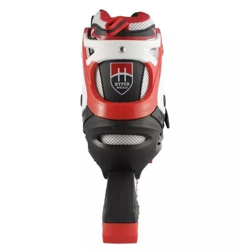 Roller Hyper Sports Regulável 72mm - Vermelho - 42 ao 45