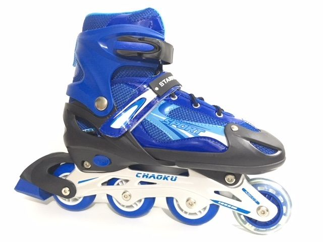Roller Inline Starflex Sports Regulável - 35 ao 38