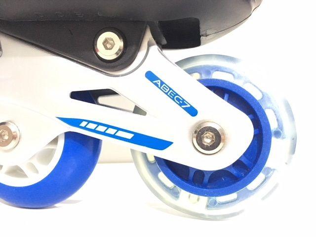 Roller Inline Starflex Sports Regulável - 35 ao 38