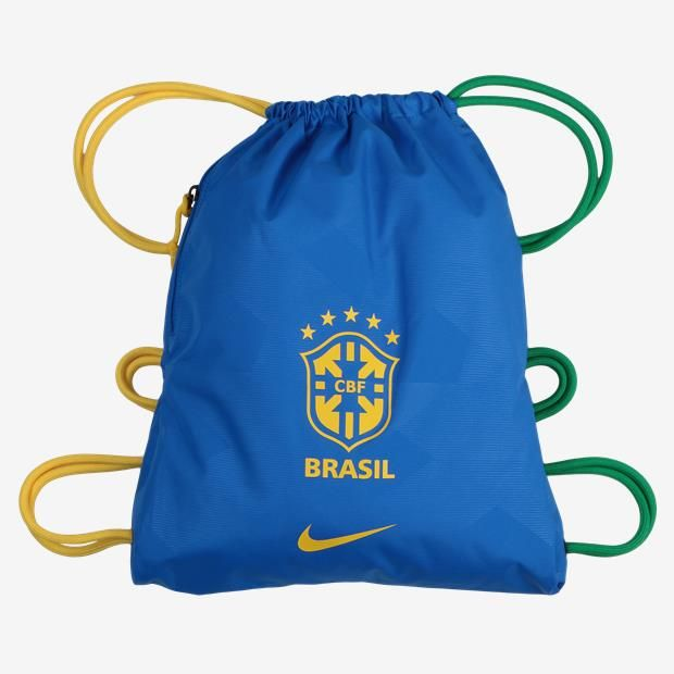 27b1b9d2c Bolsa Nike Brasil - Azul - Joinville Sportcenter