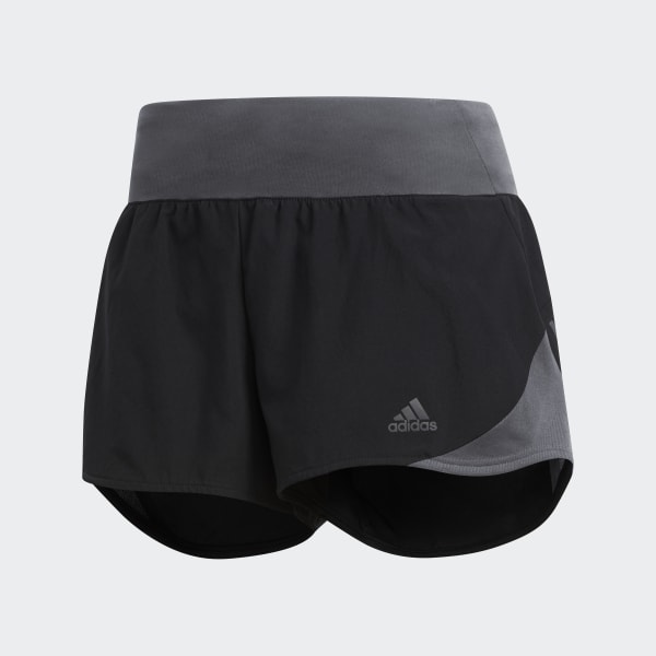 Short Adidas Run It Feminino - Preto