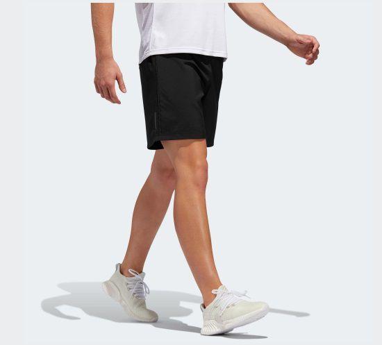 Bermuda Adidas Run It  Masculino - Preto
