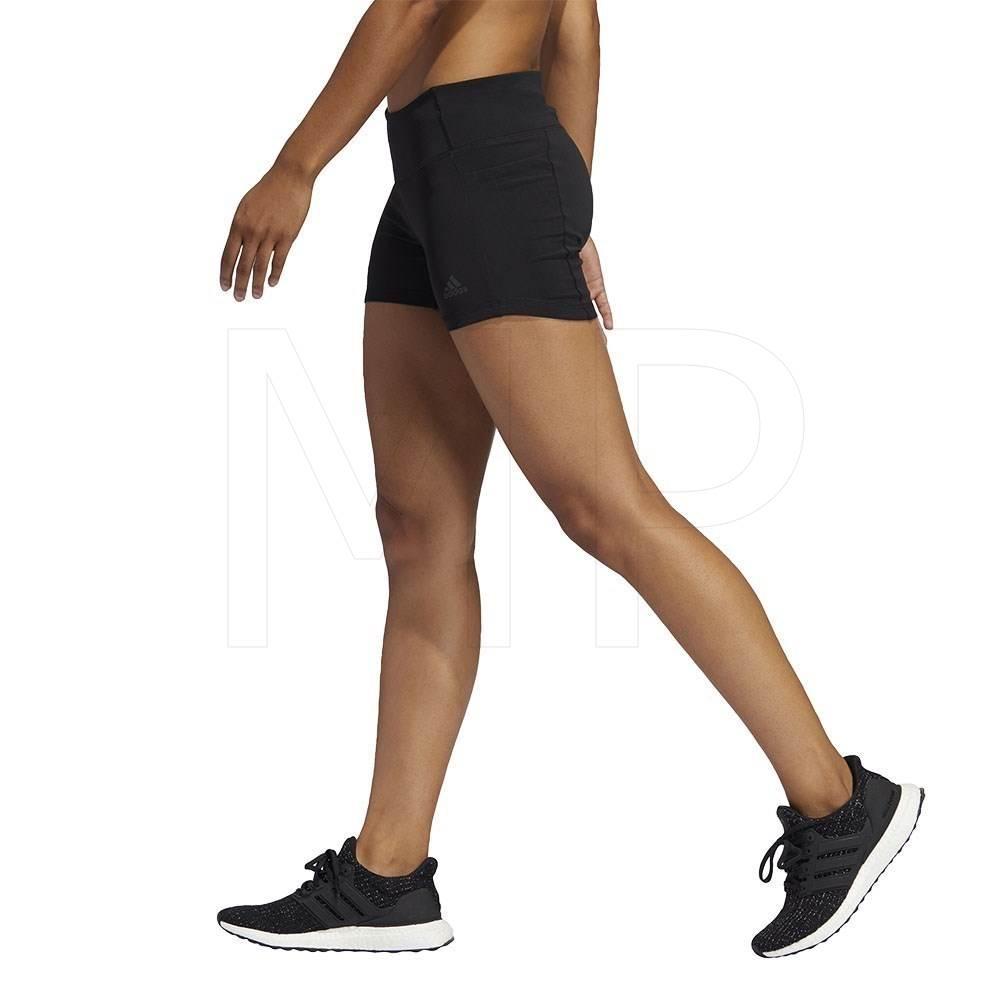Shorts Legging Adidas Feminino - Preto