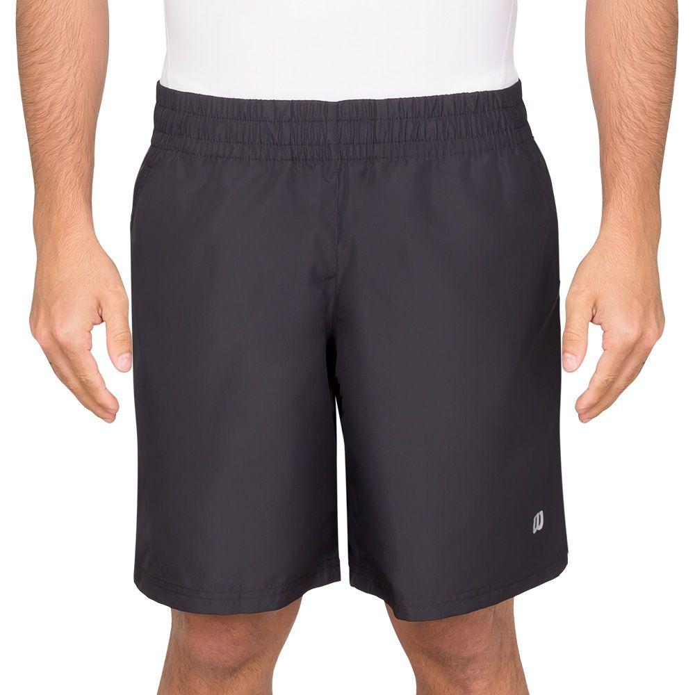 Shorts Wilson Core Masculino - Preto