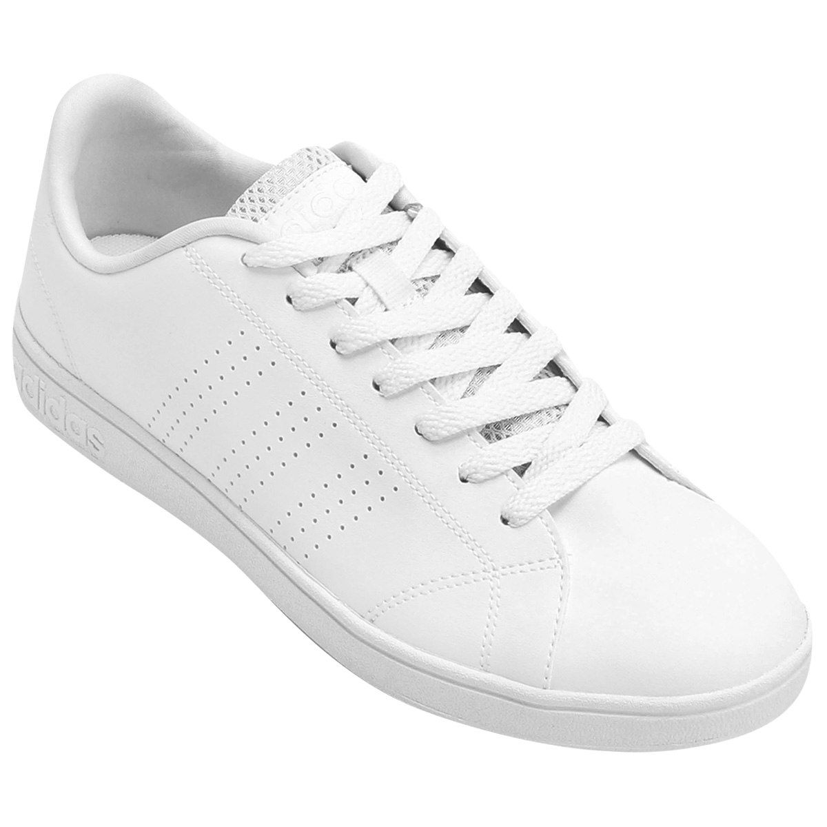 Tênis Adidas Advantage Clean VS - Branco