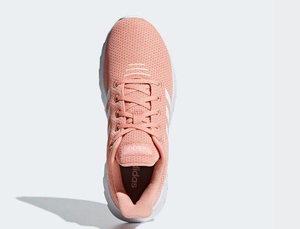 Tênis Adidas Asweerun F36733- Feminino - Rosa