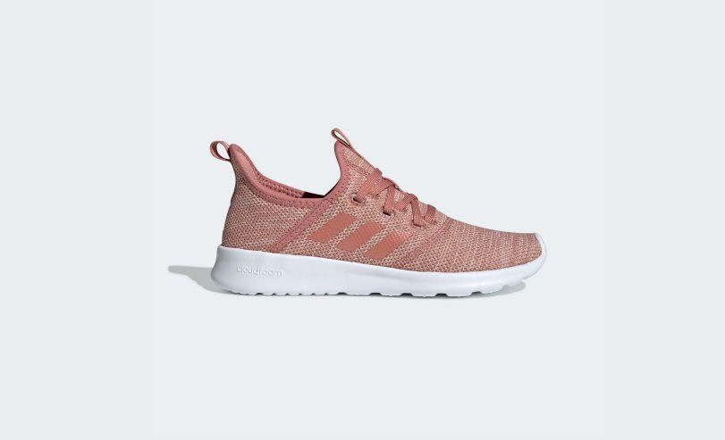 Tênis Adidas CloudFoam Pure - Feminino - Rosê