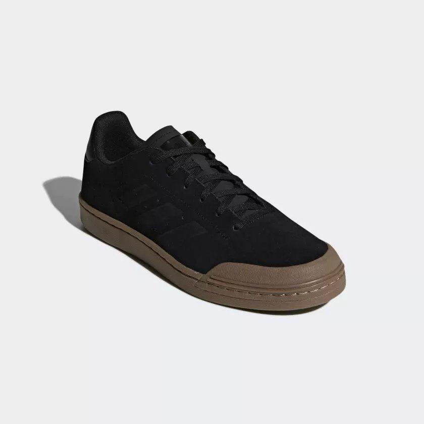 Tênis Adidas Court 70S Masculino - Preto/Marrom