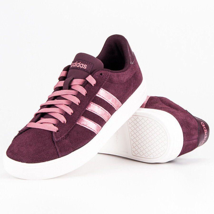 Tênis Adidas Daily 2.0 Feminino - Roxo