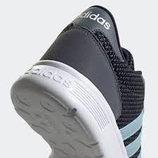 Tênis Adidas Lite Racer Feminino - Cinza/Branco