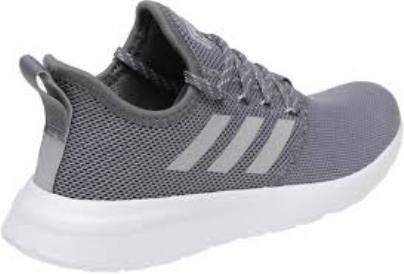 Tênis Adidas Lite Racer Masculino - Cinza/Branco