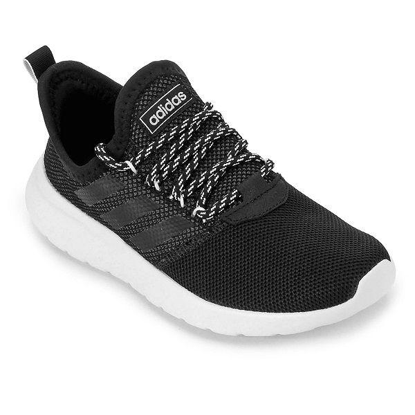 Tênis Adidas Lite Racer Reborn - Feminino - Preto e Branco