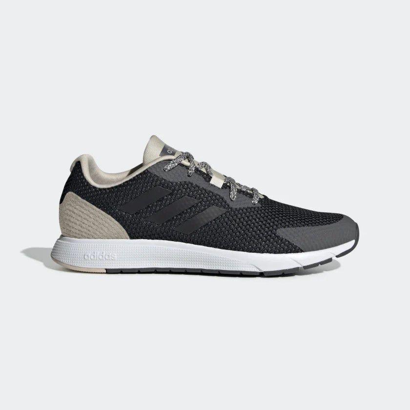 Tênis Adidas Sooraj Feminino - Chumbo e Rosa Claro