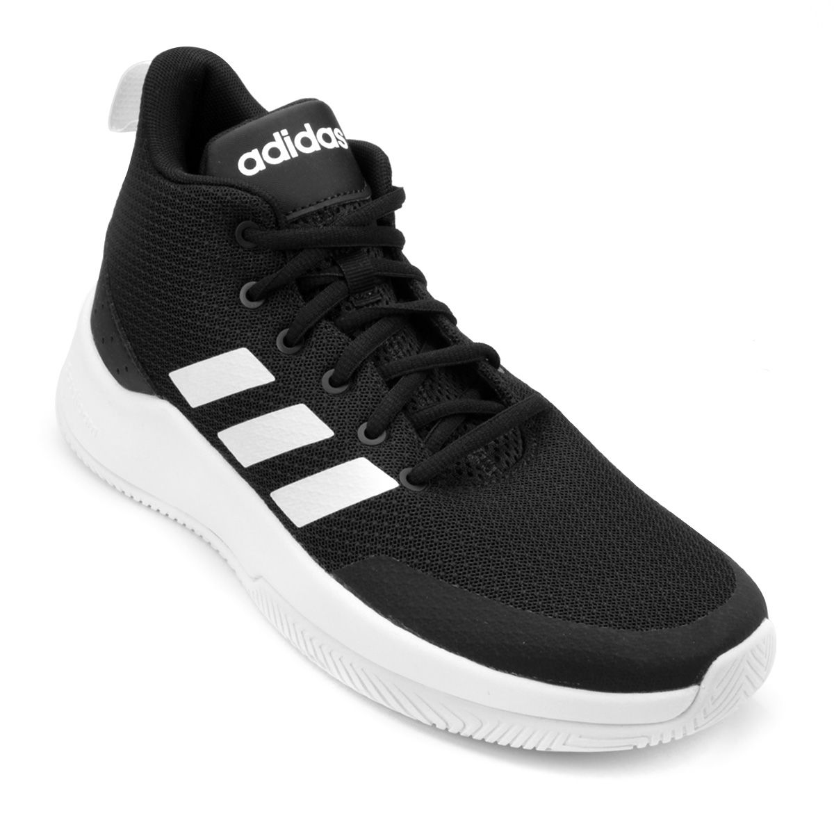 Tênis Adidas Speed End2End Masculino - Preto/Branco