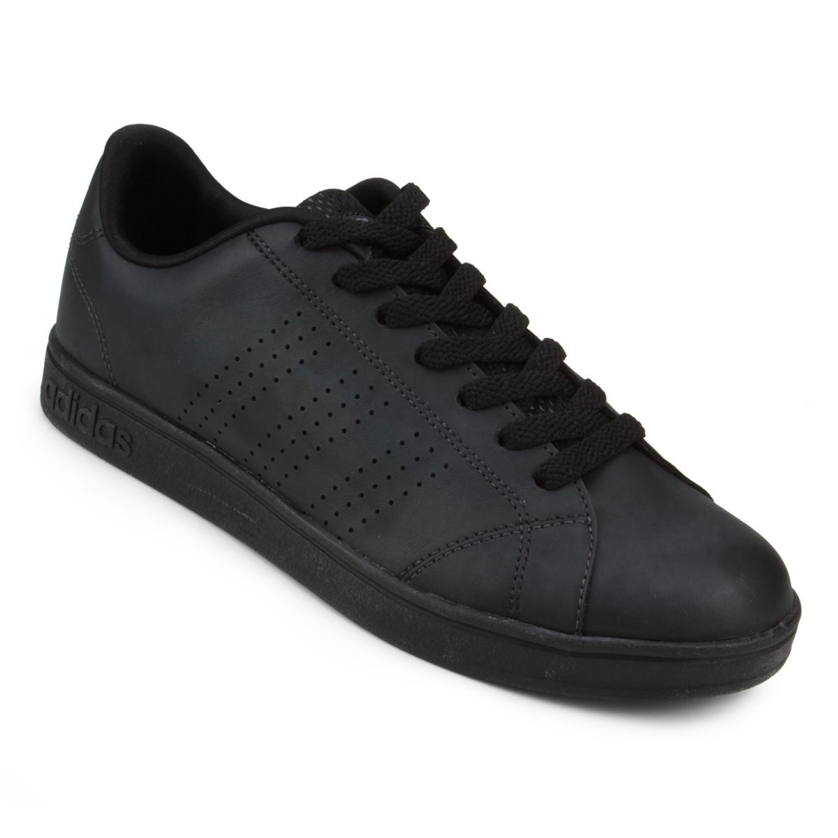 Tênis Adidas Vs Advantage CL Masculino - Preto