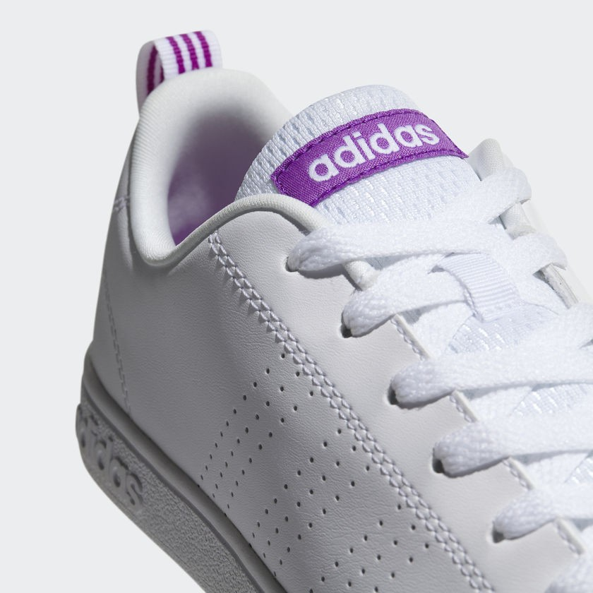 Tênis Adidas VS Advantage CL W Feminino - Branco