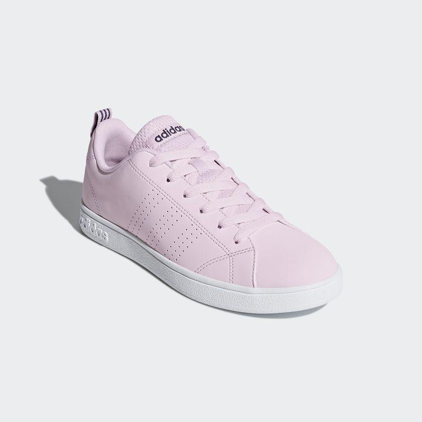 Tênis Adidas VS Advantage Clean Feminino - lilás