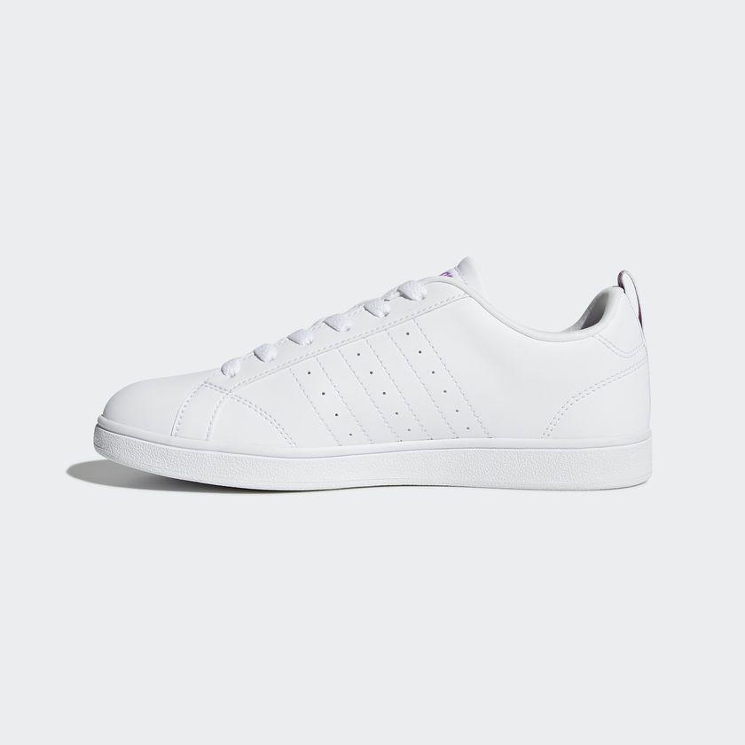 Tênis Adidas Vs Advantage Feminino - Branco