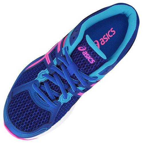 Tênis Asics Gel-Nagoya Feminino - Azul/Pink