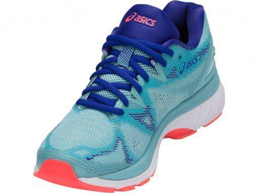 Tênis Asics Gel Nimbus 20 Feminino - Azul Claro - Joinville Sportcenter 17baac52d9218
