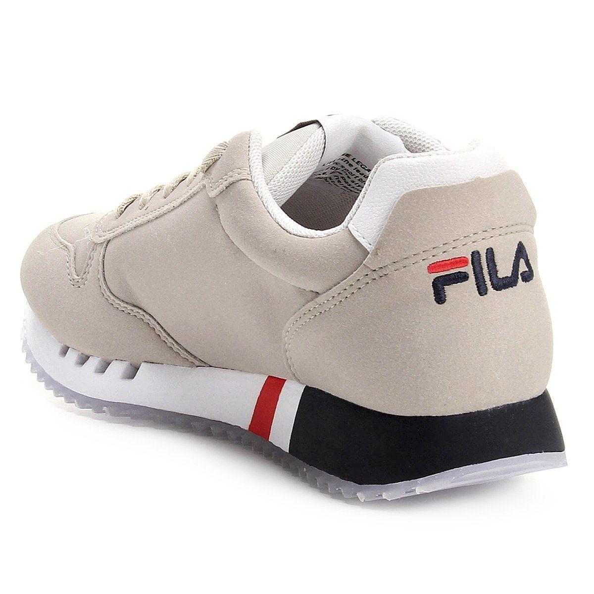 af58942c425 Tênis Fila Classic 92 SS Masculino - Cinza - Joinville Sportcenter