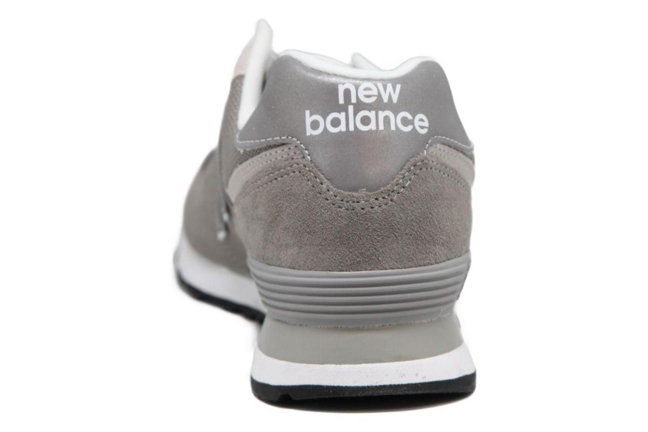 Tênis New Balance ML574EGG Masculino - Cinza