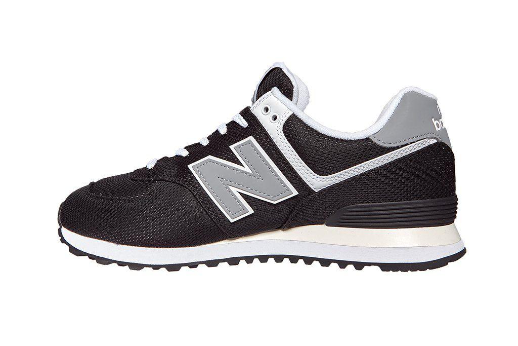Tênis New Balance ML574SCI Masculino - Preto/Cinza