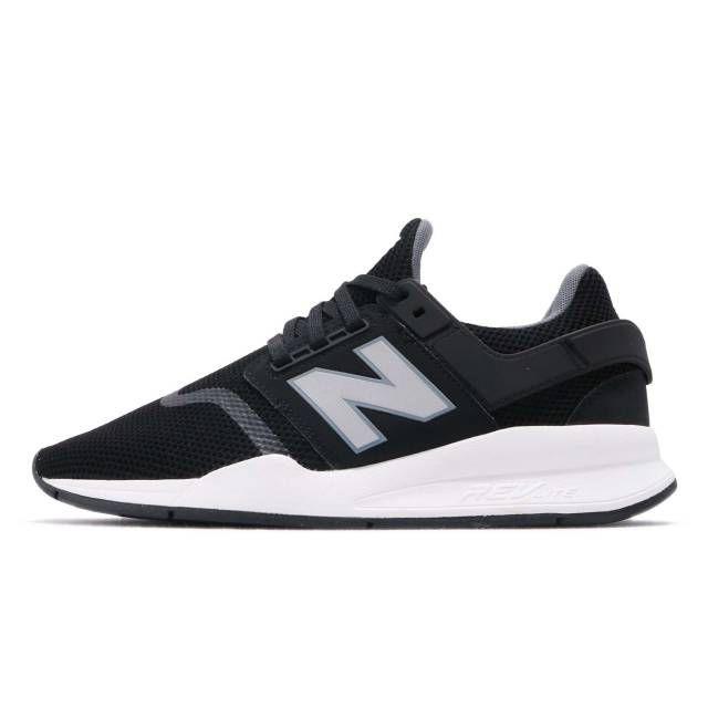 Tênis New Balance MS247FF Masculino - Preto/Branco