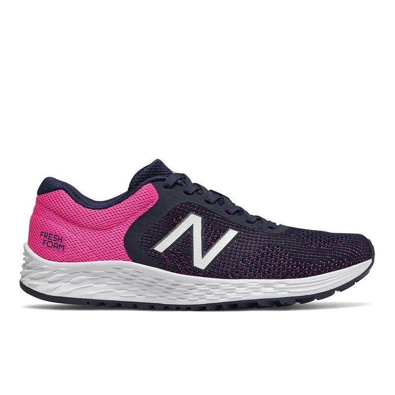 Tênis New Balance Warispi2 Feminino - Marinho e Rosa
