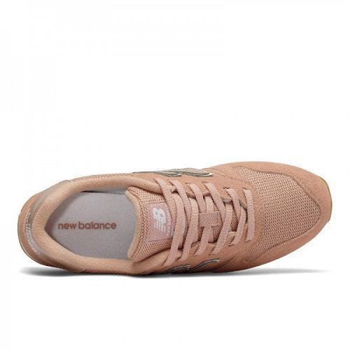 Tênis New Balance WL373PSW Feminino - Rosê/Branco