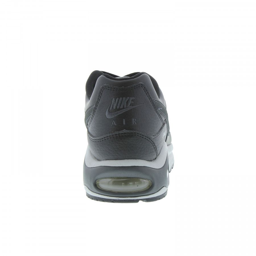 Tênis Nike Air Max Command Leather Masculino - Preto