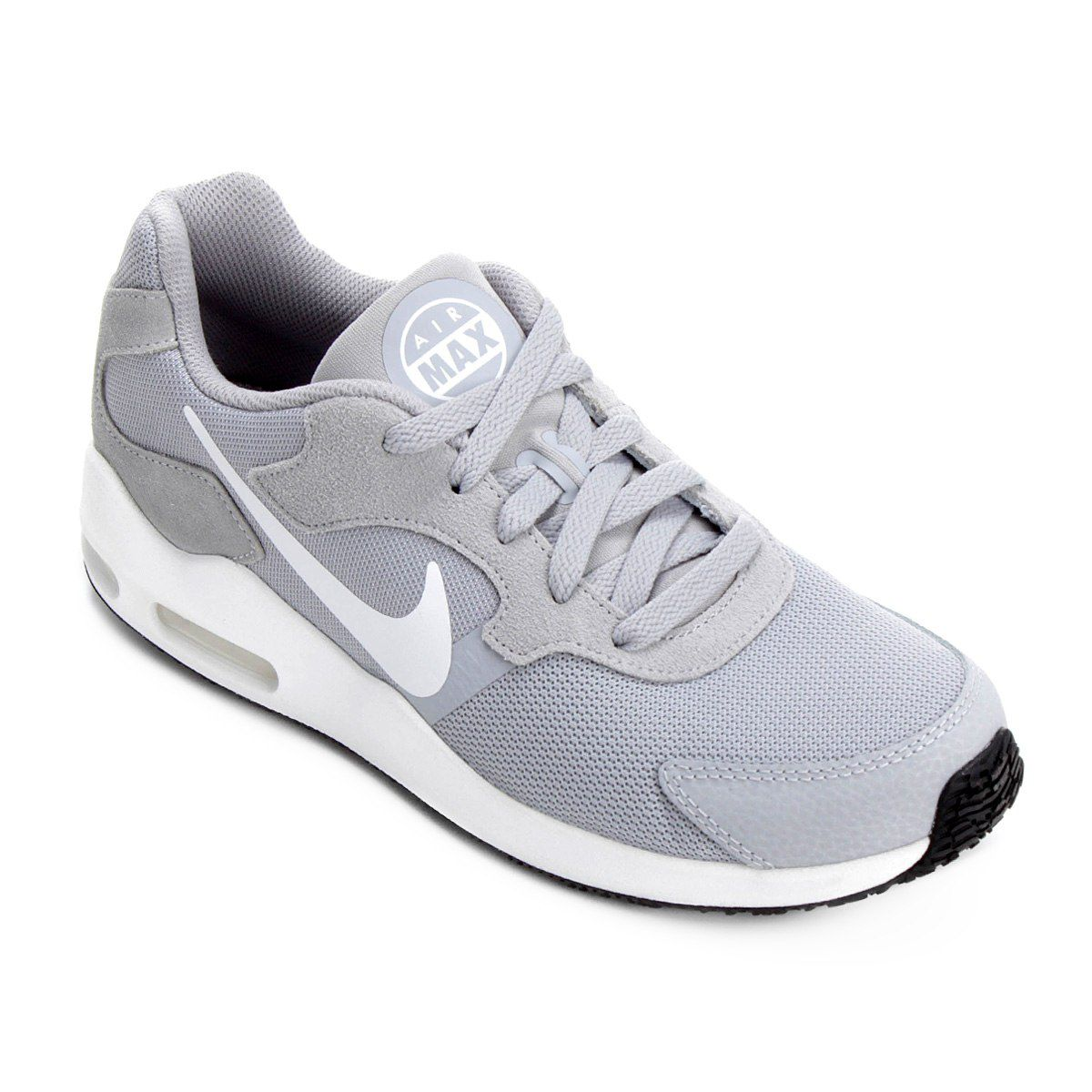 a46dc43ad Tênis Nike Air Max Guile Masculino - Cinza Branco - Joinville ...
