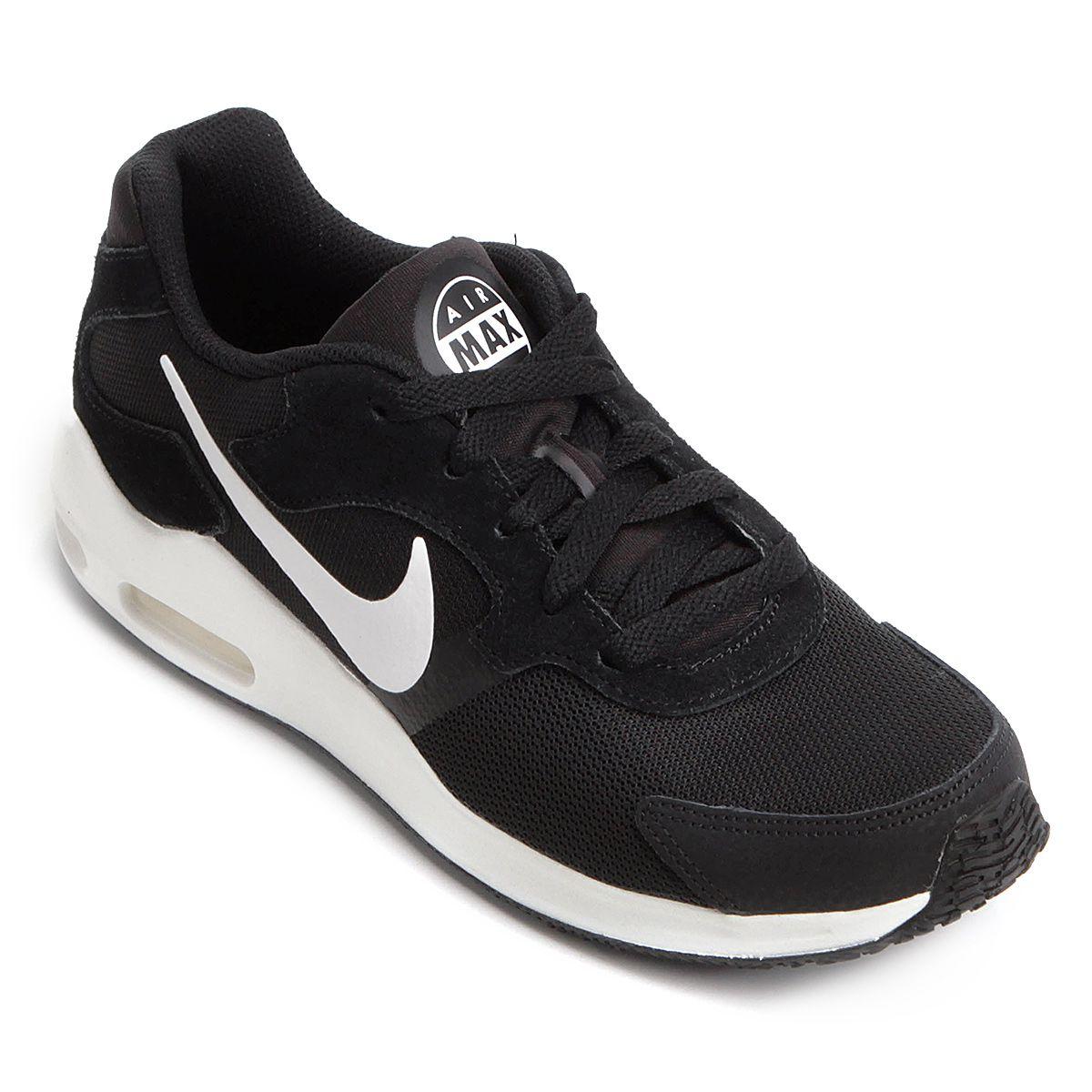Tênis Nike Air Max Guile Masculino - Preto/Branco