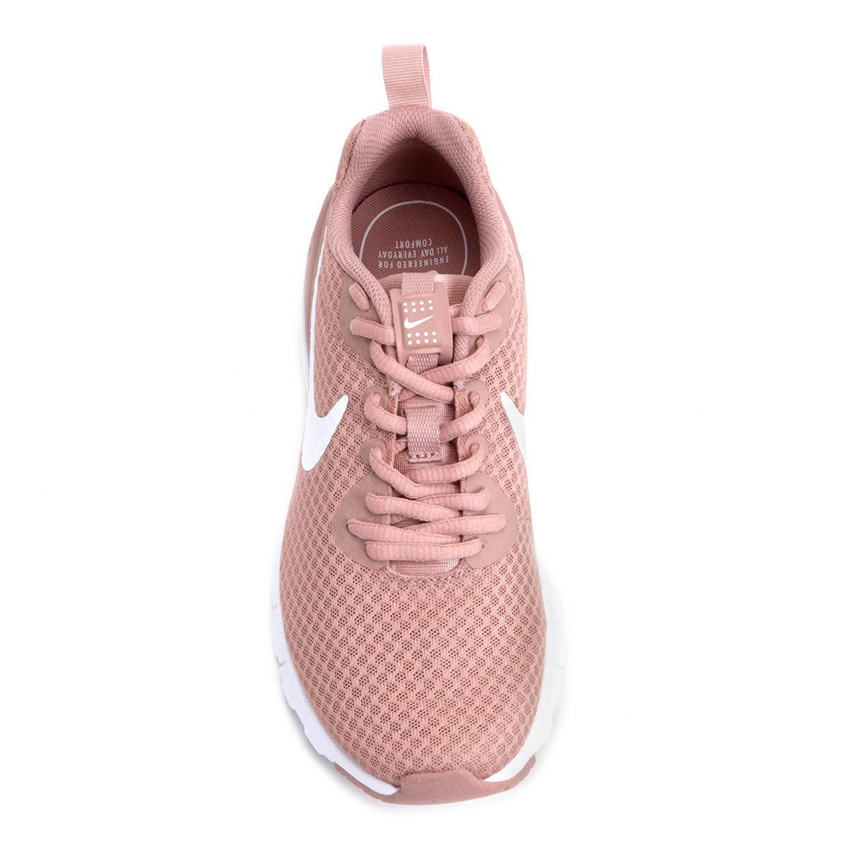 557b1abdcd Tênis Nike Nike Tênis Air Max Motion LW Feminino Rosa brancoo Joinville  ccb22a