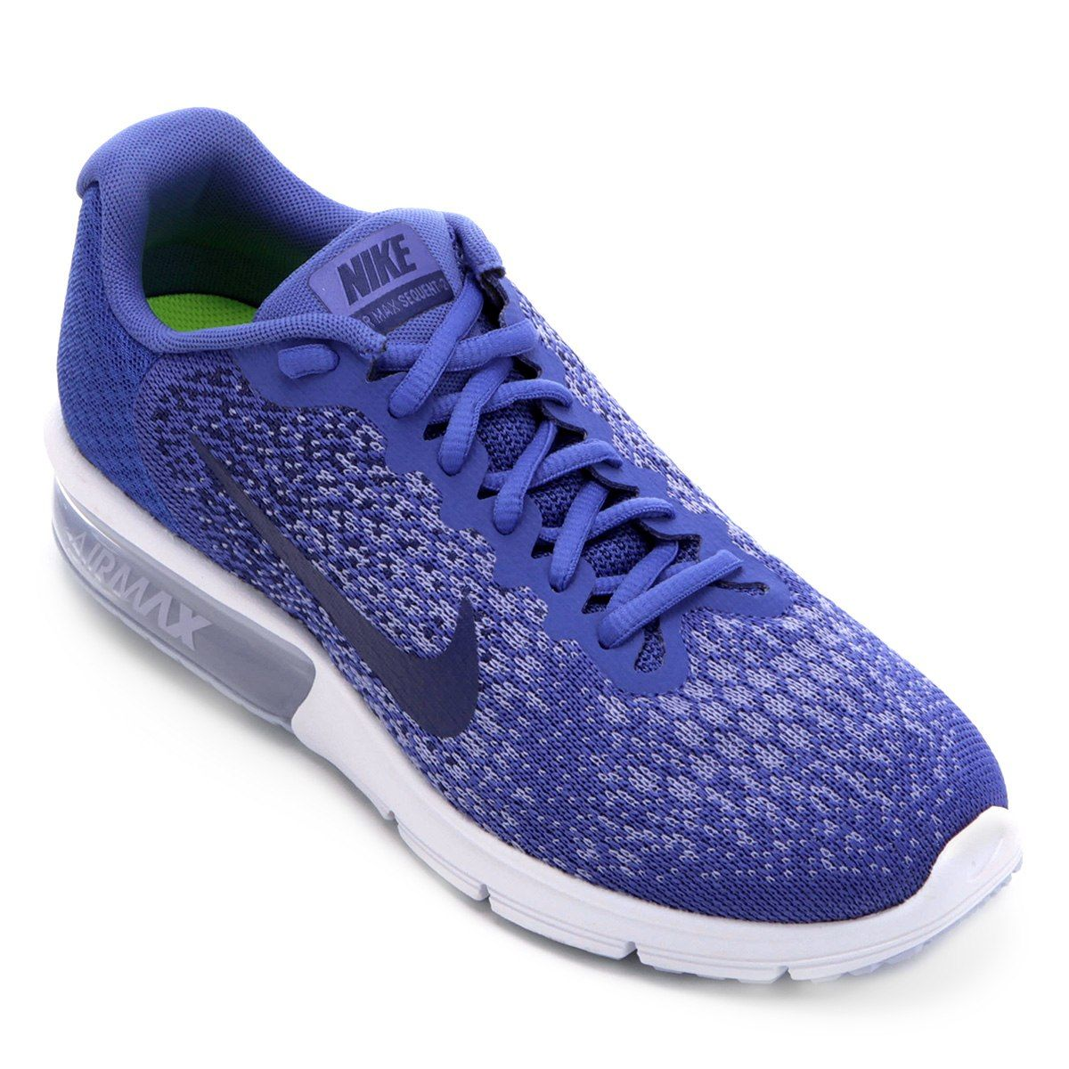79cd8a1c9c Tênis Nike Air Max Sequent 4.5 - Masculino - Joinville Sportcenter