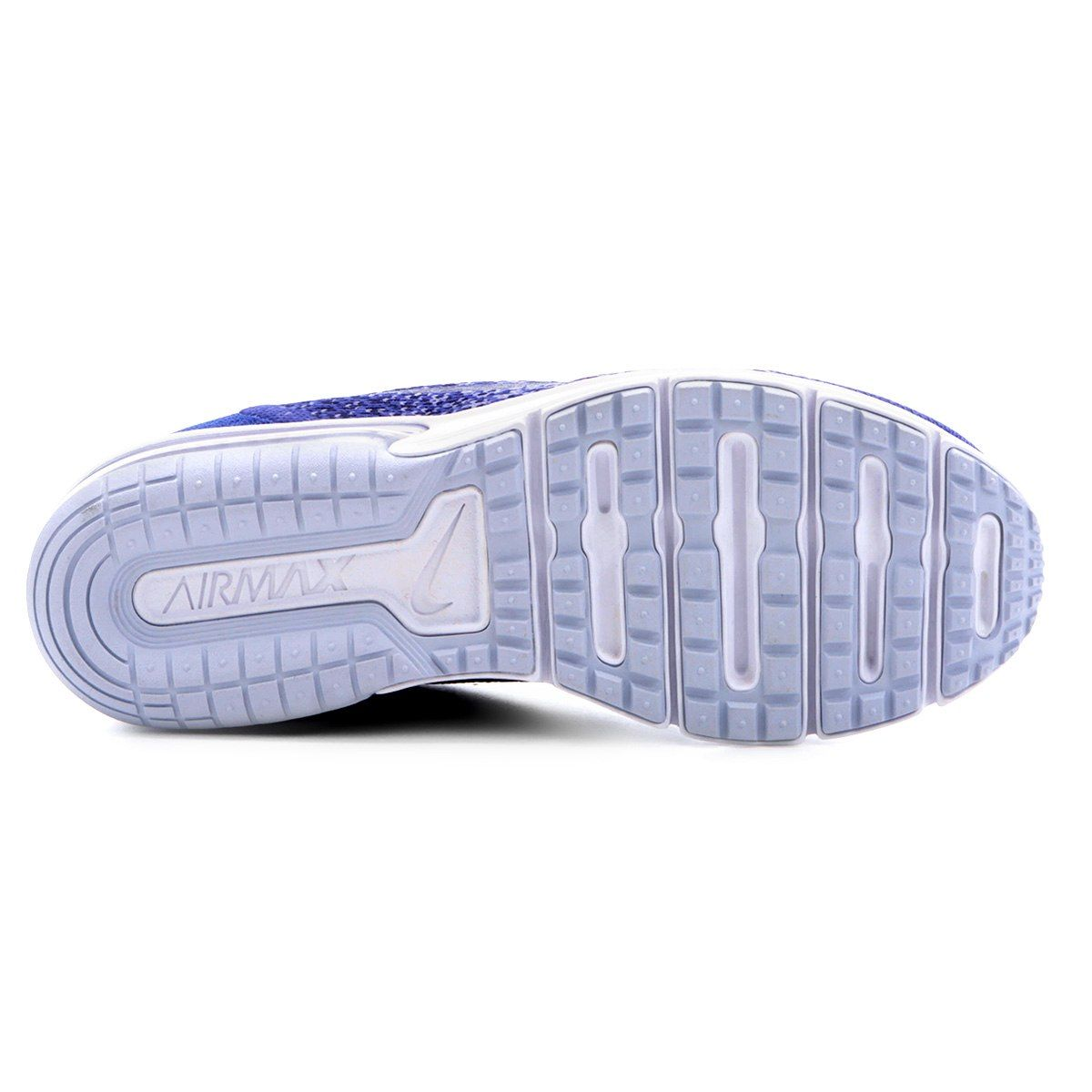 Tênis Nike Air Max Sequent 2 - Unissex - Azul