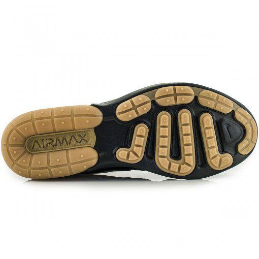 Tênis Nike Air Max Sequent 4 Masculino - Preto/Dourado