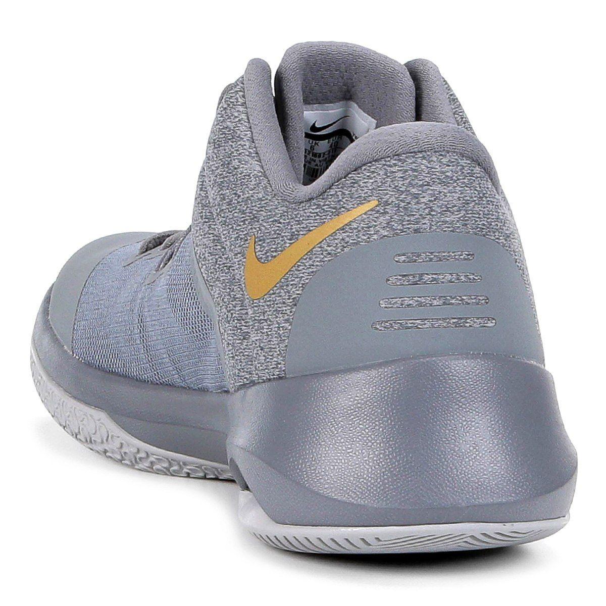 Tênis Nike Air Versitile II Masculino - Cinza